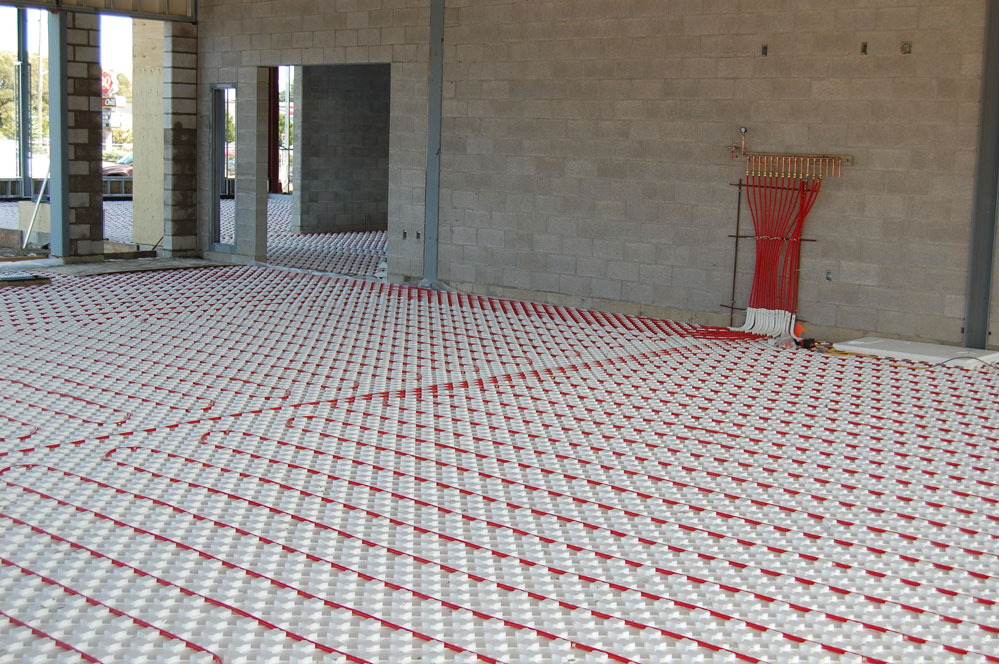 What Are Radiant Floor Heating Systems